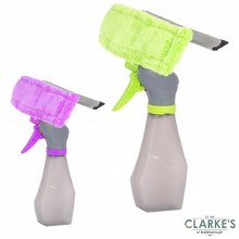 Urban Living - 3 in 1 Window Cleaning Tool Purple