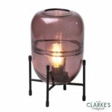 Modern Spirit - LED Battery Operated Filament Lamp Violet