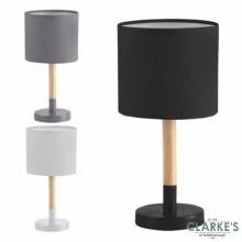 Oslo Table Lamp Black