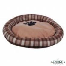 Dogi - Round Dog Bed 62cm Brown