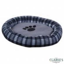 Dogi - Round Dog Bed 62cm Grey