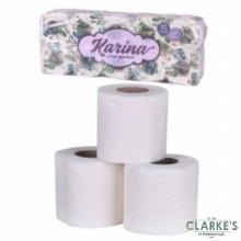 Karinar Toilet Paper Rolls Pack of 10