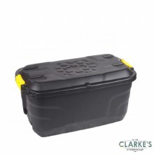 Strata Heavy Duty Storage Box with Lid 75 Litre