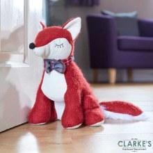 Fox - Decorative Door Stopper