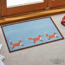Fox Trot - Fibre Door Mat