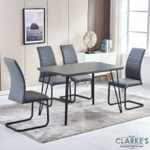 "Freya 4"" Dining Set 