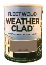 Fleetwood Weather Clad Antelope 5 Ltr