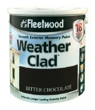 Fleetwood Weather Clad Bitter Chocolate 2.5 Ltr