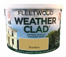Fleetwood Weather Clad Bracken 10 Ltr