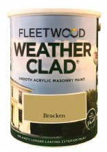 Fleetwood Weather Clad Bracken 5 Ltr