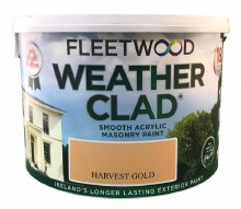Feetwood Weather Clad Harvest Gold 10 Ltr