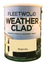 Fleetwood Weather Clad Magnolia 5 Ltr