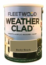 Fleetwood Weather Clad Rocky Beach 5 Ltr