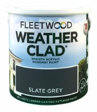 Weather Clad Slate Grey 2.5 Ltr