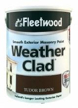 Fleetwood Weather Clad Tudor Brown 5 Ltr