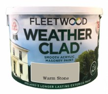 Weather Clad Warm Stone 10 Ltr