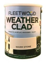Weather Clad Warm Stone 5 Ltr