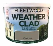 Fleetwood Weather Clad Westport 10 Ltr