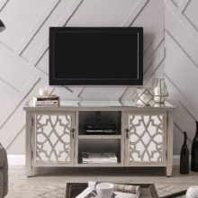 Gallo Mirrored TV Unit