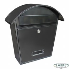 Gardag Arcade Post Box Black