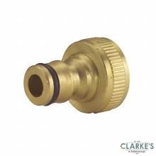ProGarden Brass Tap Connector