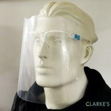 Goggle Visor - Face Shield
