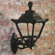 Fumagalli Golia Outdoor Upright Wall Light