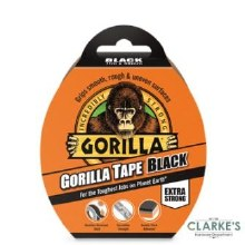 Gorilla Black Duct Tape 32m