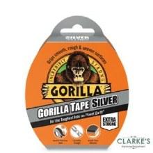 Gorilla Silver Duct Tape 11m