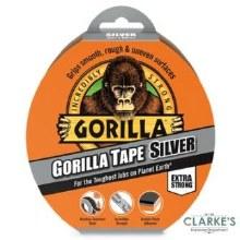 Gorilla Silver Duct Tape 32m