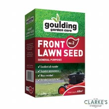 Goulding No.2 Front Lawn Seed 1.5 Kg