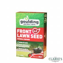 Goulding No.2 Front Lawn Seed 500g
