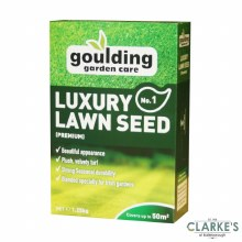 Goulding No.1 Luxury Lawn Seed 1.5 Kg