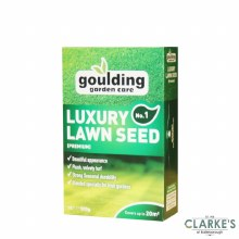 Goulding No.1 Luxury Lawn Seed 500g