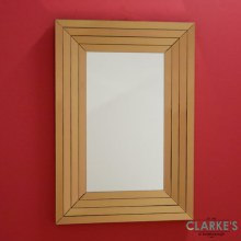 Gradini D'Oro luxury gold wall mirror 80x100cm
