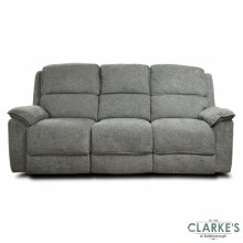Granada 3 Seater Recliner Sofa | PRE ORDER - FREE Delivery October.
