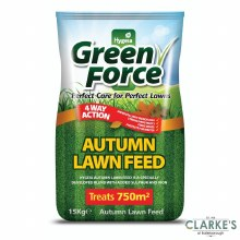 Green Force  Autumn Lawn Feed 15kg