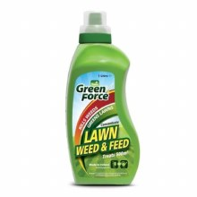 Green Force Lawn Weed & Feed Concentrate 1L