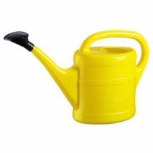 Green Wash Essential Watering Can Yellow 5 Litres