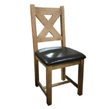 Danube Cross Back Chair