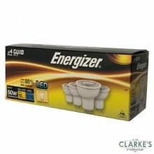 Energizer GU10 LED Spot 4 Pack