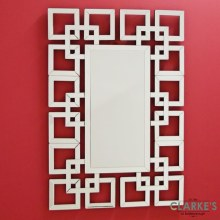 Guarriero luxury wall mirror 80x110cm