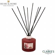 Heart & Home Frosted Apple Spice Luxury Fragrance Diffuser