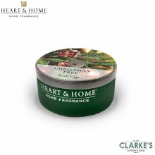 Heart & Home Christmas Tree Scent Cup Candle
