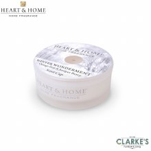 Heart & Home Winter Wonderment Scent Cup Candle