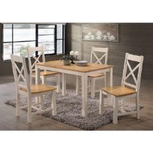 Rochester cream dining set