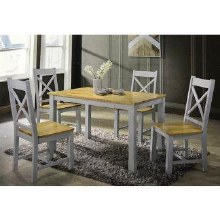 Rochester grey dining set