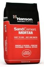 Hanson Sand & Cement Mortar
