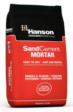 Hanson Sand & Cement Mortar