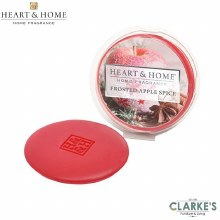 Heart & Home Frosted Apple Spice Wax Melt